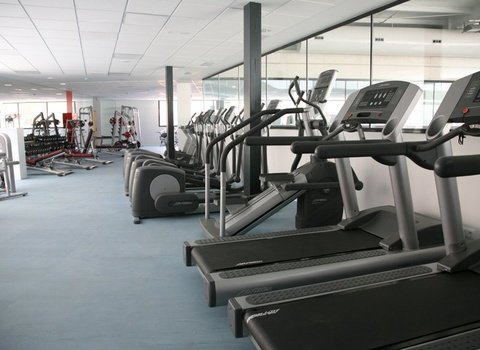 Stay in shape in the JC1 Hotel gym